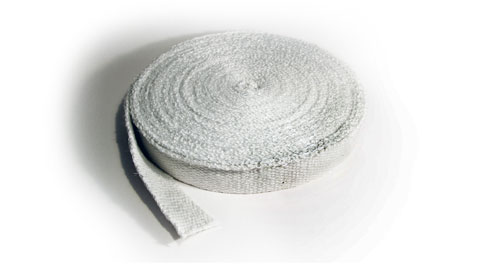 TEX-MAX Ceramic Fiber Tape Inconel Wire
